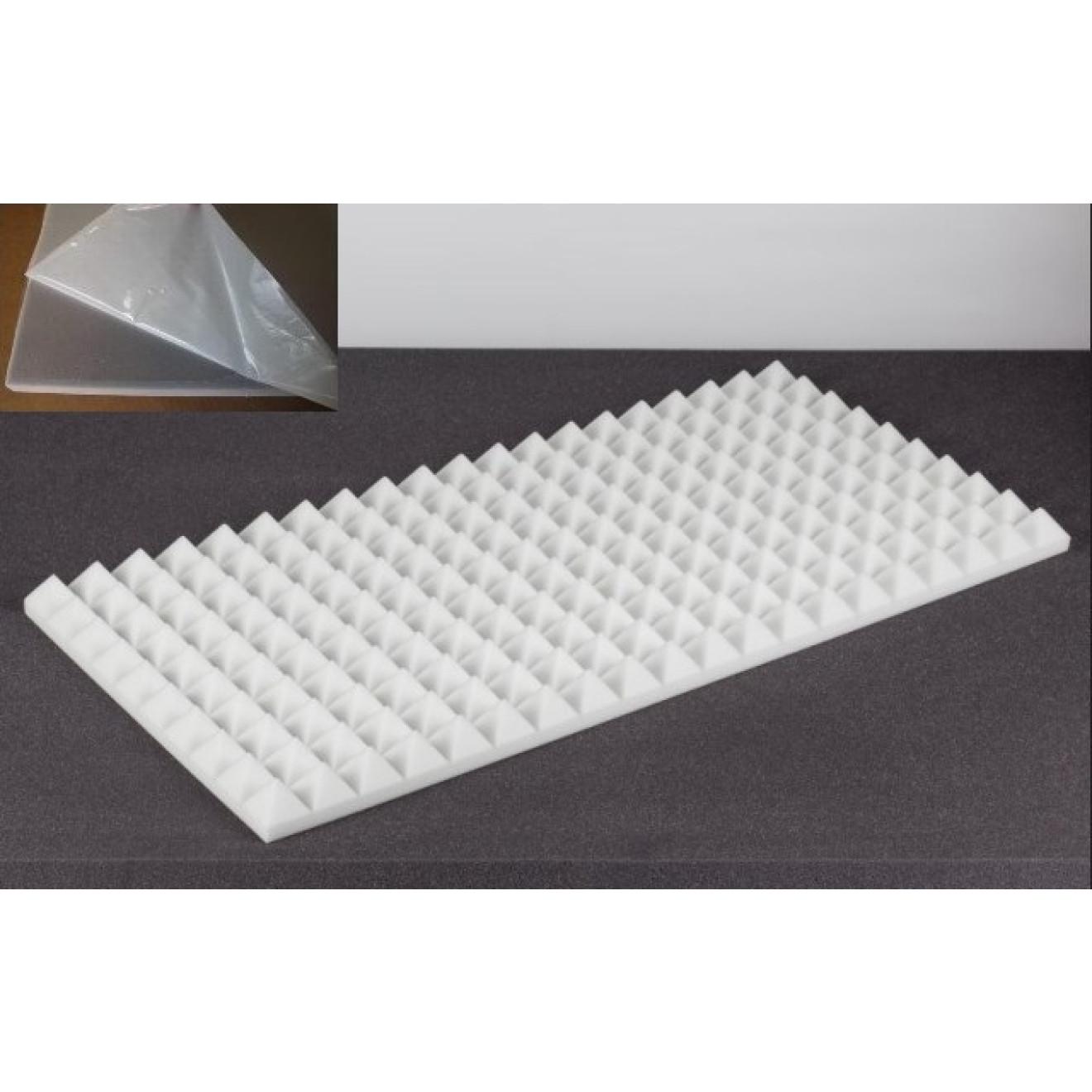 Acheter mousse pyramidale en basotect - Plaque bitume isolation phonique ...